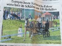 Photo n° 38229 SCHILDAU Chpt d'Eu Juniors Cassandre Astégiano dans la prese allemande Affichée 7 fois Ajoutée le 25/09/2016 11:10:00 par JeanClaudeGrognet  --> Cliquer pour agrandir <--