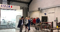 Photo n° 46411 Inauguration locaux ATEL 2018 l'atelier de fabrication Affichée 45 fois Ajoutée le 18/12/2018 11:49:33 par JeanClaudeGrognet  --> Cliquer pour agrandir <--
