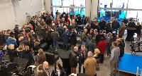 Photo n° 46413 Inauguration locaux ATEL 2018 l'accueil Affichée 53 fois Ajoutée le 18/12/2018 11:49:34 par JeanClaudeGrognet  --> Cliquer pour agrandir <--